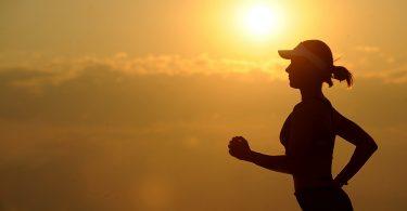 Laufen bei Hitze