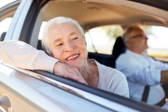 Alt werden, ohne eine Brille zu benötigen