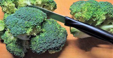 Broccoli gehört zur gesunden Ernährung