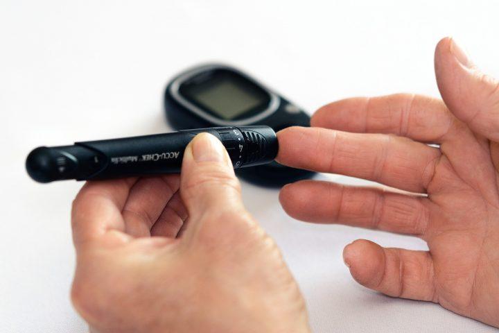 Diabetes Blutzuckertest